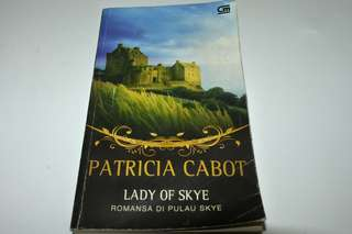 Novel Lady of Skye - Patricia Cabot