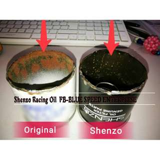 shenzo oil filter