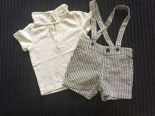Gymboree matching top and bottom
