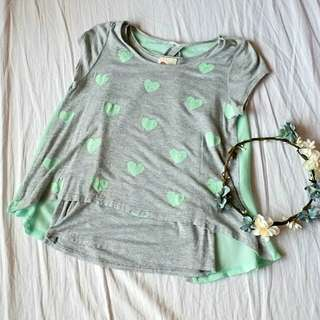 BLOUSE FOR LITTLE GIRLS