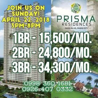 Open House! Pre-selling DMCI Homes Condo near BGC, Makati and Ortigas
