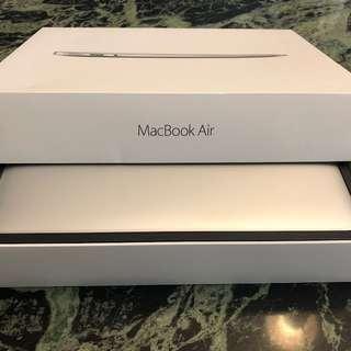 Apple Macbook Air 13 2015 Full Set