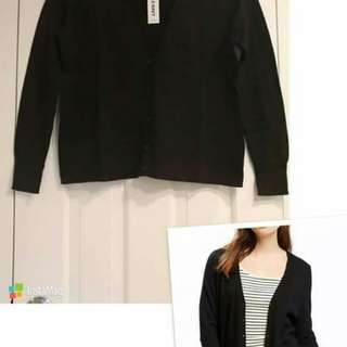 Old Navy - Button Front Vneck Cardigan