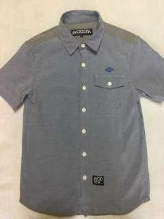 WDSK短袖襯衫