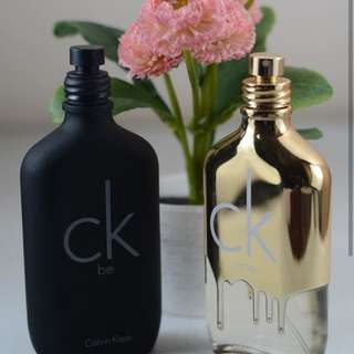 Parfum CK be & CK one