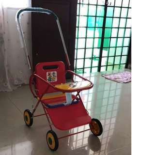 brand new old school stroller