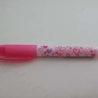 Made in JAPAN Heart shape stamp