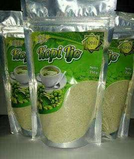 kopi hijau(green cofee)QHI herbal ruqyah
