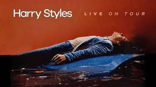 Harry Styles VIP Package 3 Ticket