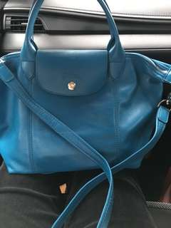 Longchamp Cuir (leather)sz S, cond 9.5/10