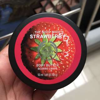 REPRICE❗️Body Butter Strawberry