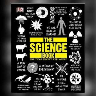 The Science Book DK Publishing [eBook]