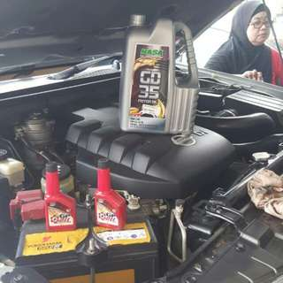 Performance Oil