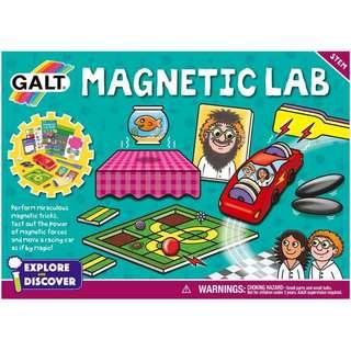 Magnetic Lab (GALT Toys)