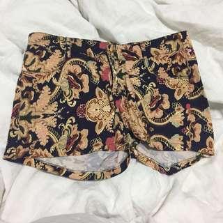 Unbranded Paisley Print Shorts