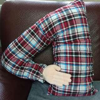 全新出清特價男朋友老公抱枕靠枕枕頭(含運費