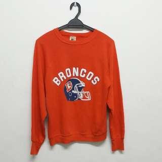 Vintage Broncos Sweatshirt