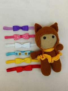 SALE! Baby's Softbands (Take All)