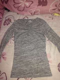 Atasan Simple Fit to M