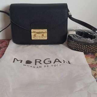 Authentic Morgan sling bag