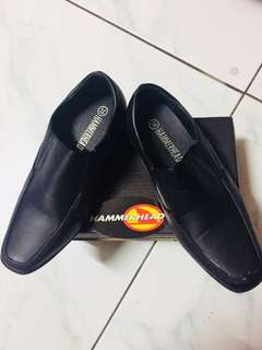 hammerhead black shoes