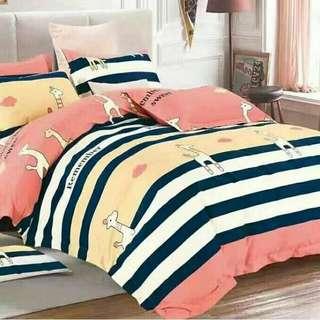 Bedsheet Set Aizhou 6in1
