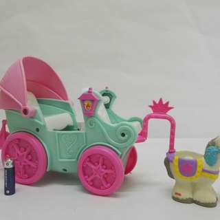Little People Princess Coach