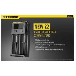 NITECORE奈特科爾new i2多功能充電器
