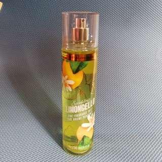 Bath & Body Works Limoncello Mist Perfume