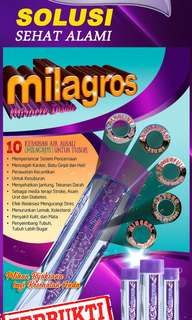 Milagros (Alkaline Water)
