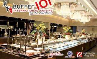 Looking for Buffet Voucher