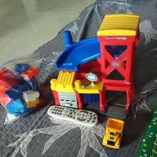 Mega blocks set 3 in 1