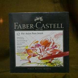 Faber-Castell Pitt Artist Pens brush