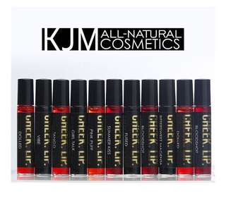 KJM All Natural Lip and Cheek Tint