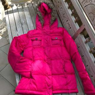 Girls Winter Down Jacket