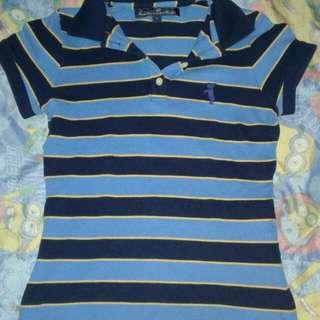 Stripes Polo from Kamiseta