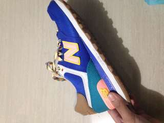 Repriced! Authentic New Balance Used Once