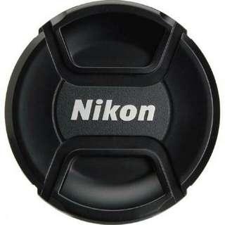 Lenscap 52mm For Nikon