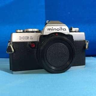 Minolta XG1 Vintage camera