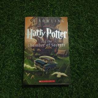 HARRY POTTER AND THE CHAMBER OF SECRETS (CASTLE EDITION)