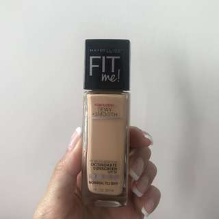 Maybelline Fit Me Foundation 130