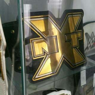WWE NXT Championship Adult Replica Belt