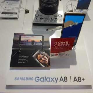 Galaxy A8 Plus Bisa Cicilan