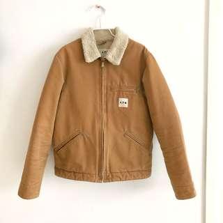 APC x Carhartt men's jacket size S  (Nike Zara size M)