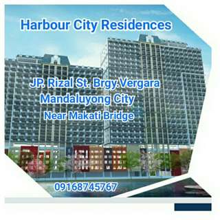 Affordable Condominium in Mandaluyong near Makati
