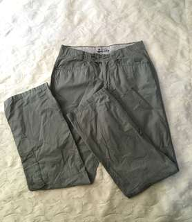 Charity Sale! Authentic Columbia Hiking Sports Pants Size 6 100% Cotton Women's Bottoms Comparable to North Face