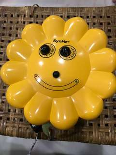 SYNHZ SUNFOLWERS ROCKER SPRING