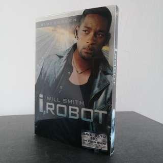 I Robot 2004 DVD