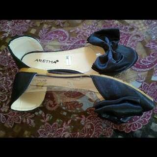 Sepatu satin (geser ke samping untuk real pict)