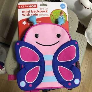 BN SKIP HOP mini backpack with rein